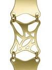 Золотой браслет на руку 61702/1 весом 13.8 г  стоимостью 50370 р.