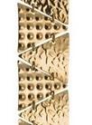 Золотой браслет на руку женский 51707/1 весом 21.5 г  стоимостью 78475 р.